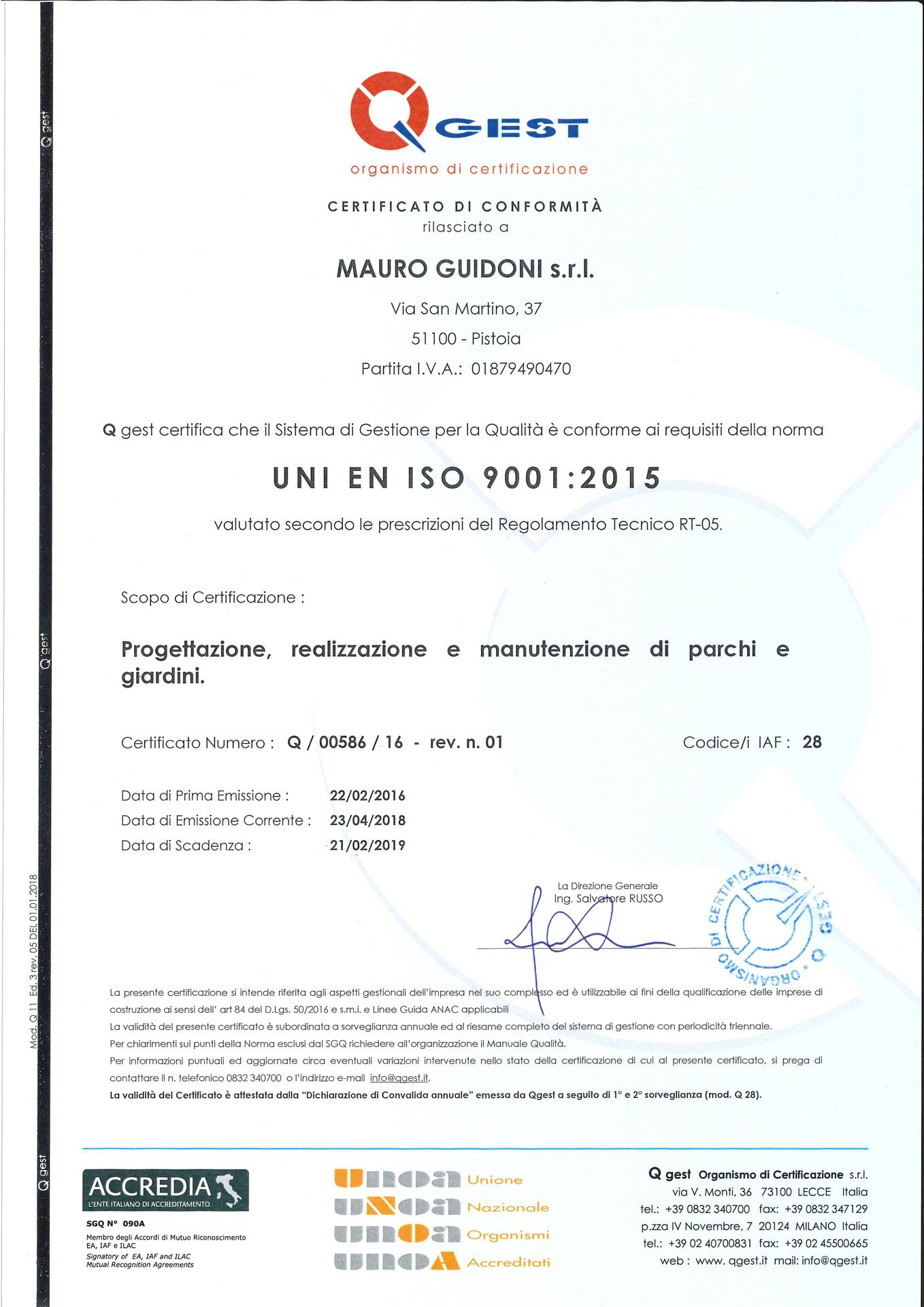 guidoni-iso-90012015